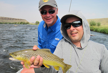 Wild Adventure Guided Fishing