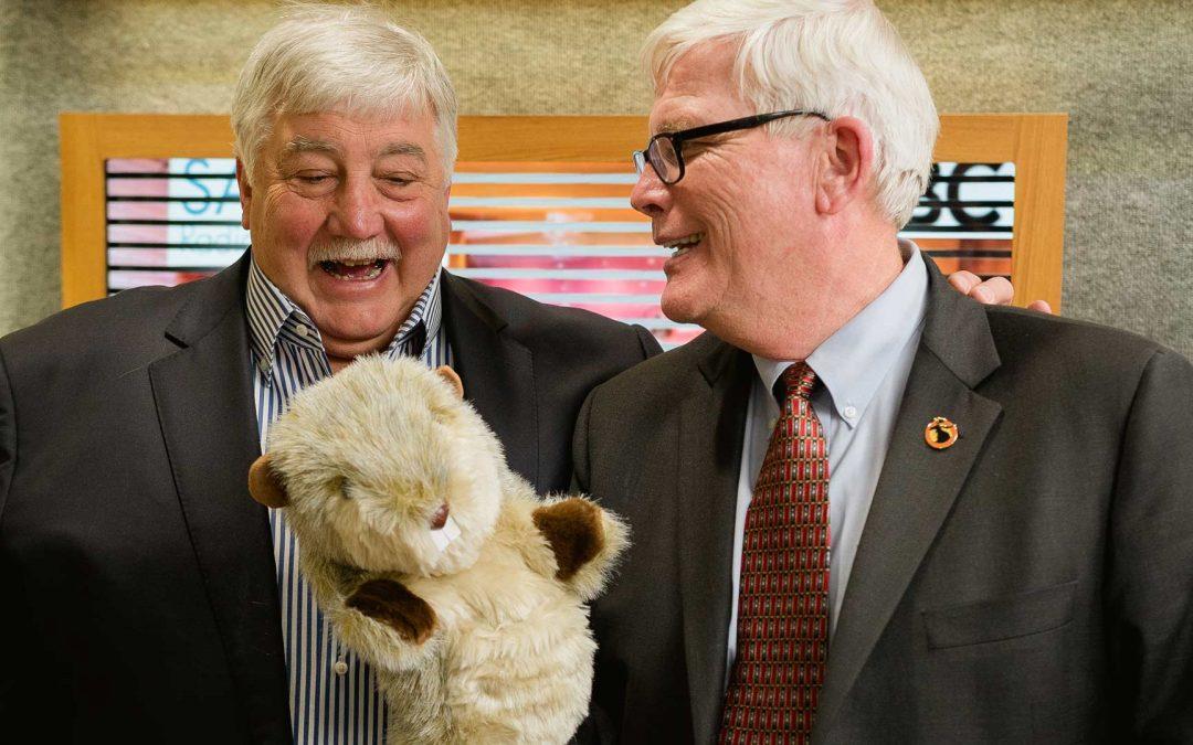 Groundhog Day with Hugh Hewitt